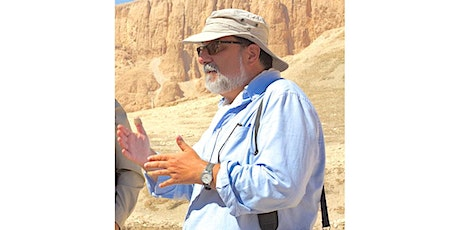 MAES May Lecture: Newest Research on the Royal Cache Wadi, Luxor. tickets