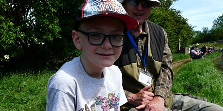 Free Let's Fish! -  Leicester - Learn to Fish session - Wigston AA tickets