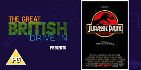 Jurassic Park (1993) (Doors Open at 17:00) tickets