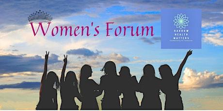 Women's Forum tickets