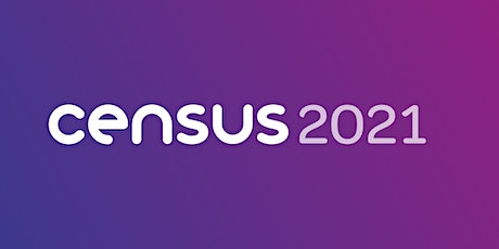 Westminster Census 2021 Completion Event tickets
