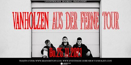 Van Holzen|Saarbrücken Tickets
