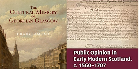 Early Modern Scotland & Georgian Glasgow: Bowie and Lamont Book Launch tickets