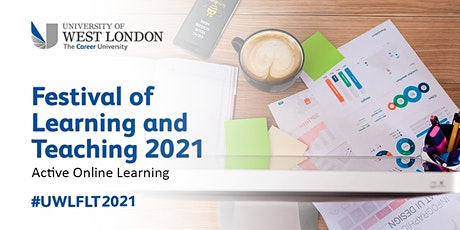 Festival of Learning and Teaching 2021: Active Online Learning tickets