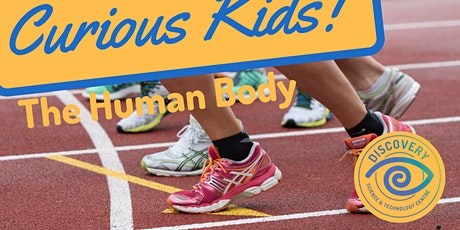 Curious Kids: Marvellous Bodies tickets