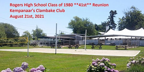 RHS Class of 1980 **41st** Reunion! tickets