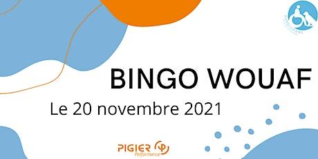 Bingo Wouaf billets