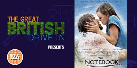 The Notebook (Doors Open at 13:00) tickets