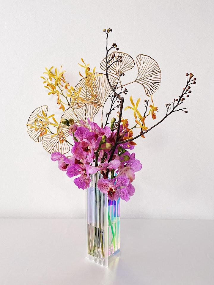 An Introduction to Floral Arrangement x The Flower Den image