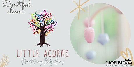 ```Little Acorns Non-Moving Baby Group tickets