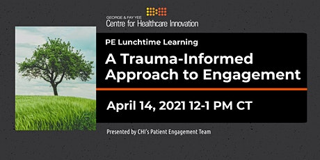 PE Lunchtime Learning: Trauma-Informed Engagement tickets