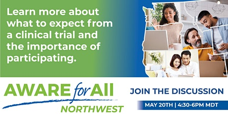 AWARE for All - Northwest Virtual Health Event 2021 tickets