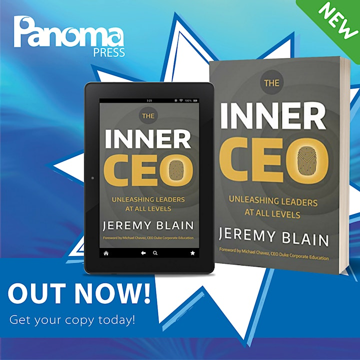 The Inner CEO - Unleashing leaders at all levels image