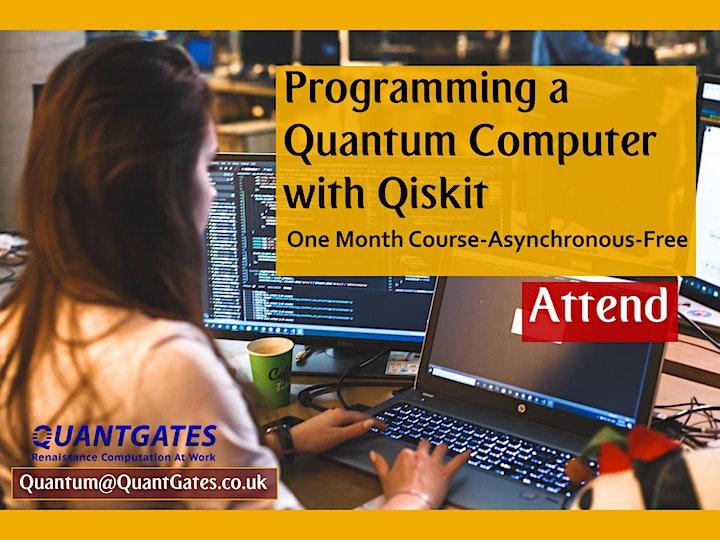 Quantum Computing: 1 Month course-Asynchronous-Free image