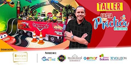 Taller Fiesta en la Práctica en Miami tickets
