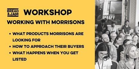 Workshop: Working with Morrisons tickets