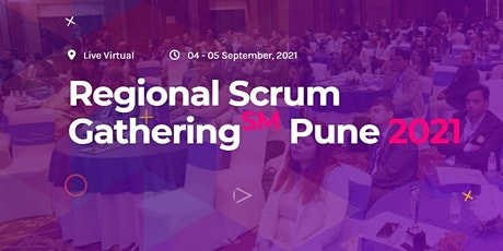 Regional Scrum GatheringSM Pune 2021 tickets