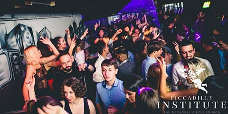 Welcome Back Party at Piccadilly Institute! tickets