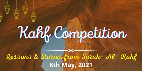 Kahf Competition 2021 tickets