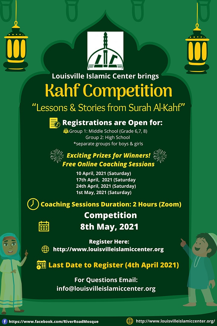 Kahf Competition 2021 image