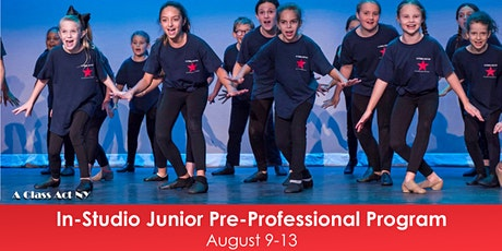 In-Studio Junior Pre-Professional Program tickets