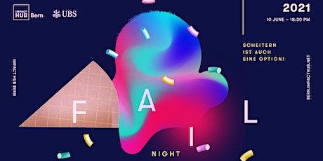 FAIL NIGHT – Scheitern ist auch eine Option billets