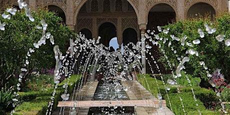 El legado del agua: sistema hidráulico de la Alhambra entradas
