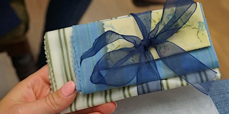 Beeswax Food Wraps -Learn to Make your Own. Kit included tickets