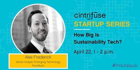 How Big Is Sustainability Tech? tickets