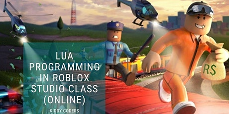 Roblox programming class for kids (10 y.o.&up) - Demo Class tickets