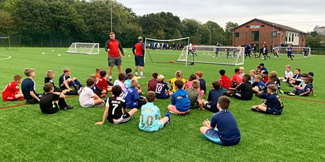 Free Football Skills Session in Oxford - Football Icon Academy tickets