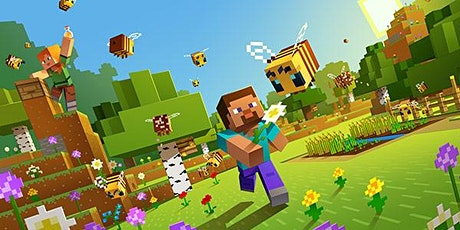 Minecraft Programming Class for Kids 10y.o.&up - Demo Class tickets