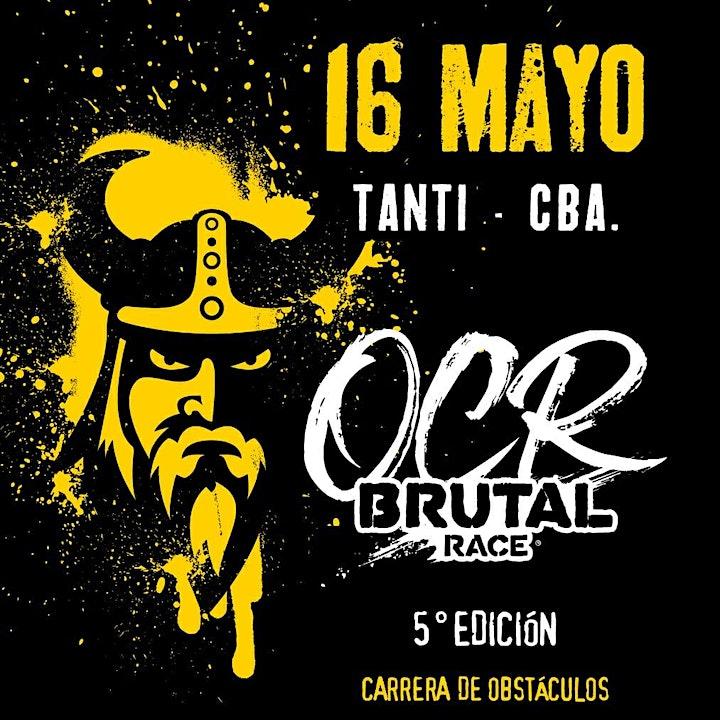 Imagen de Brutal Race  OCR 2021 - 5ta Edicion - Tanti - Córdoba - 16 de Mayo de 2021