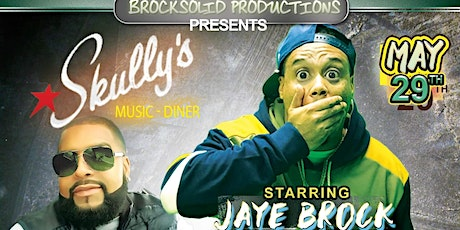 """Jaye Brock """"I Can't Make This $#*T Up"""" Comedy Spec tickets"""