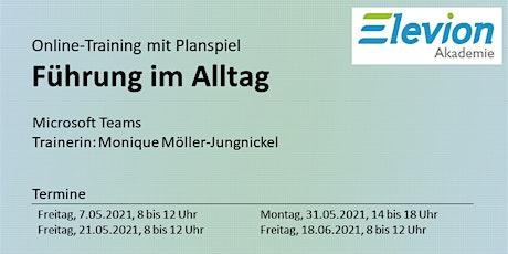 Führung im Alltag - Online-Planspiel Tickets