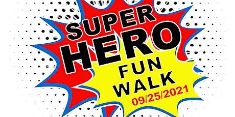 Super Hero Fun Walk tickets