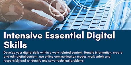 *FREE Intensive Essential Digital Skills Qualification tickets