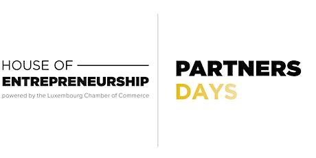 Partners' Days - permanences mensuelles tickets