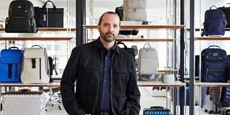Victor Sanz, TUMI *OUTDOOR speaking at HARRIS. ART Academy Grand Opening tickets