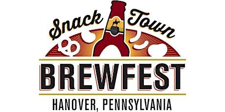 Snack Town Brewfest 2021 tickets