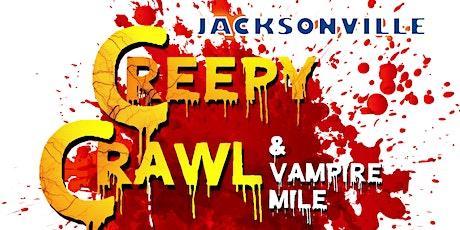 Jacksonville Creepy Crawl tickets