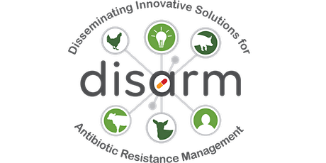 The DISARM Project: Working together for livestock health and AMR reduction tickets