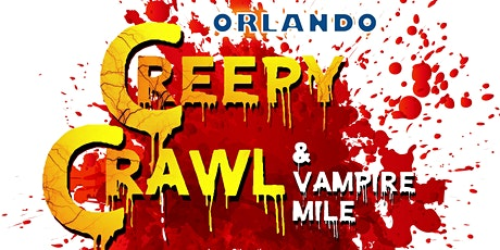 Orlando Creepy Crawl tickets