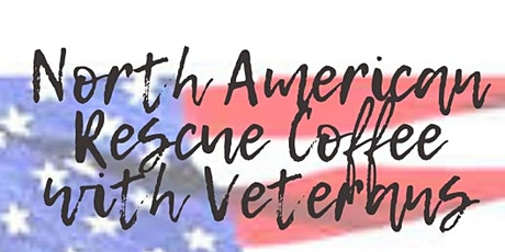Coffee with Veterans - April 2021 tickets