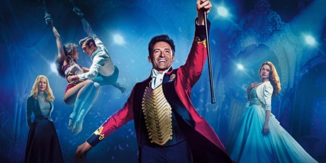 The Greatest Showman (PG) + Live Comedy at Film & Food Fest Northampton tickets