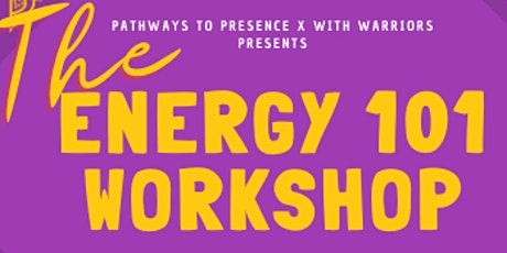 The Energy 101 Workshop tickets