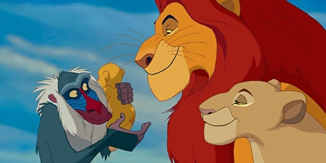The Lion King (U) at Film & Food Fest Northampton tickets