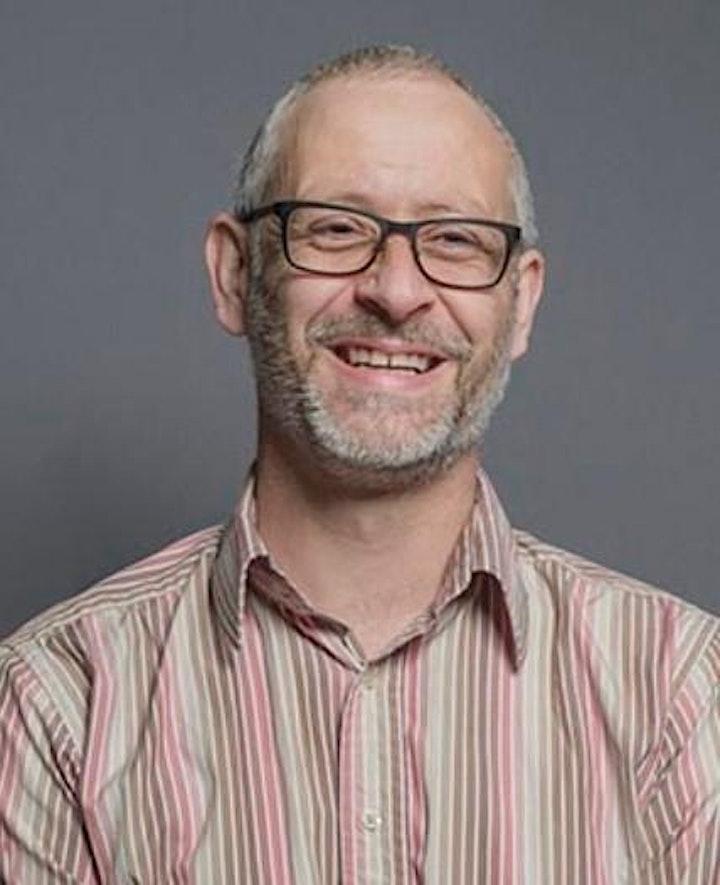 Dr Jon Painter