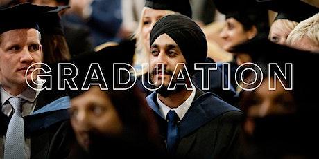 Higher Education Graduation Ceremony 18 September 2021 tickets