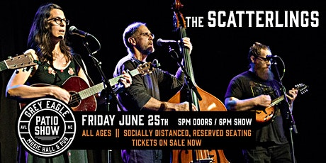 PATIO SHOW: The Scatterlings tickets